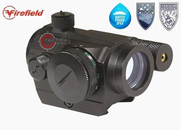 Εικόνα της Firefield Micro Dot Sight Combat 1x22 with Red Laser