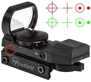 Εικόνα της Firefield Multi Red & Green Reflex Sight