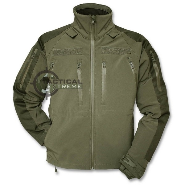 tacticalextreme - Soft Shell Professional Jacket Mil-Tec Olive 1e20a56f3b6