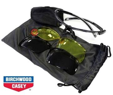 Εικόνα της Σετ Γυαλιών Birchwood Casey Convert Three Lens Kit