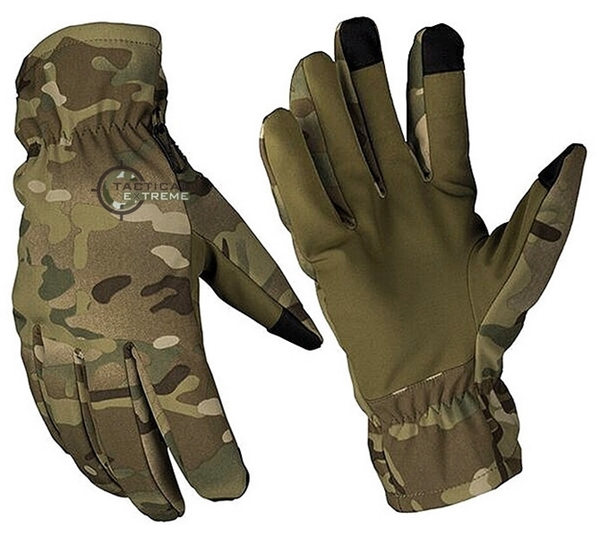 tacticalextreme - Γάντια Mil-Tec Softshell με επένδυση Thinsulate ... ce66723ebbf