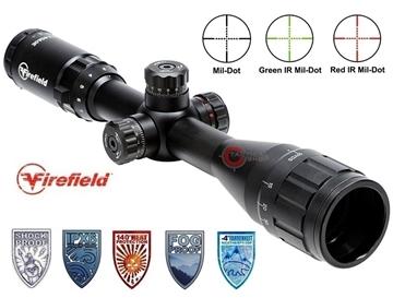 Εικόνα της Διόπτρα Firefield MilDot & Parallax 3-12x40 AO Tactical