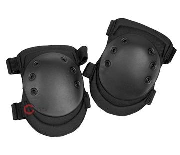 Εικόνα της Επιγονατίδες Mil-Tec Knee Pads Μαύρες