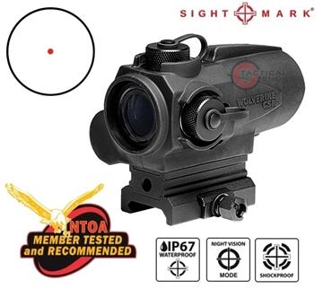 Εικόνα της Sightmark Wolverine 1x23 CSR Red Dot Sight