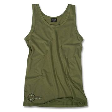Εικόνα της Μπλουζάκι Mil-Tec Tank Top Χακί