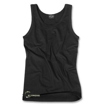 Εικόνα της Μπλουζάκι Mil-Tec Tank Top Μαύρο