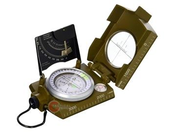 Εικόνα της Πυξίδα Mil-Tec Italian Compass with Metal Λαδί
