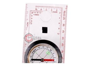 Εικόνα της Πυξίδα Χάρτη Map Compass with Cover Mil-Tec