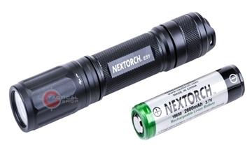 Εικόνα της Επαναφορτιζόμενος Φακός Nextorch E51 1000 Lumens