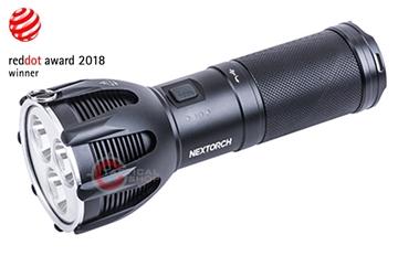 Εικόνα της Επαναφορτιζόμενος Φακός Nextorch Saint Torch 30 5600 lumens