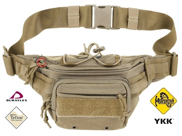 04e0d31856d Picture of Τσαντάκι μέσης Fanny Pack Maxpedition Octa Versipack Μπεζ