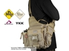 Picture of Τσαντάκι Ώμου Maxpedition Jumbo Versipack Black