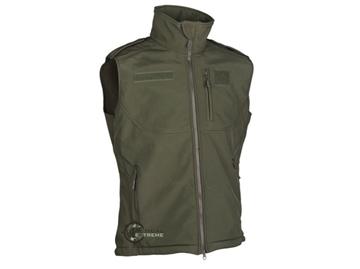 Εικόνα της Γιλέκο Mil-Tec Softshell Vest Χακί