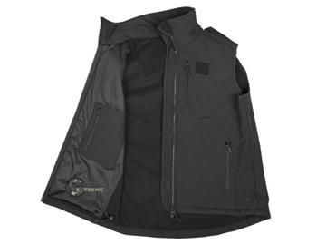 Εικόνα της Γιλέκο Mil-Tec Softshell Vest Μαύρο