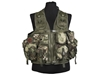 Picture of Γιλέκο Μάχης Mil-Tec Vest Tactical 9 Pockets Mandra Wood