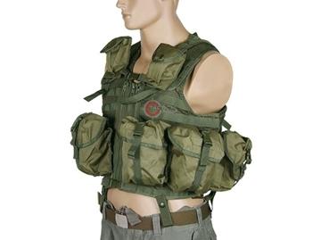 Εικόνα της Γιλέκο Μάχης Tactical Vest Mil-Tec Modular Λαδί