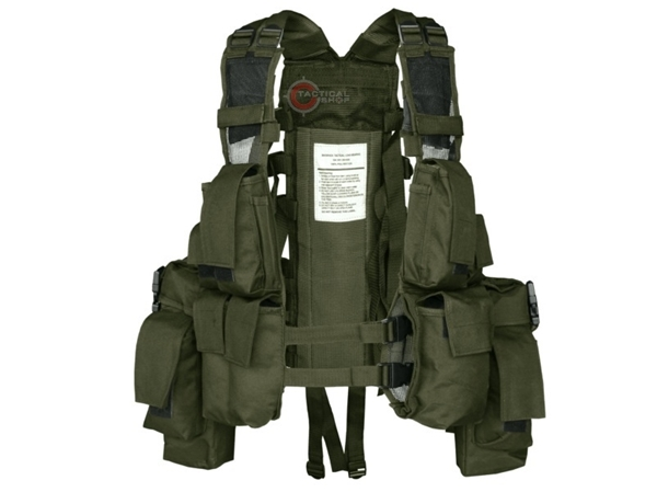 Picture of Γιλέκο Σακίδιο Μάχης Mil-Tec Tactical Vest 12 Pockets