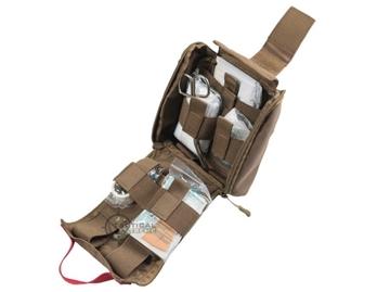 Εικόνα της Φαρμακείο Τσαντάκι Mil-Tec IFAK First Aid Laser Cut Dark Coyote