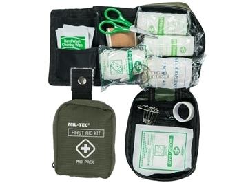 Εικόνα της Φαρμακείο Mil-Tec First Aid Pack Midi