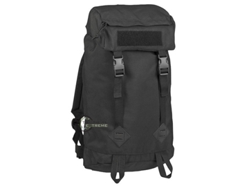Εικόνα της Σακίδιο Πλάτης Vintage Walker Backpack 20L Mil-Tec Μαύρο