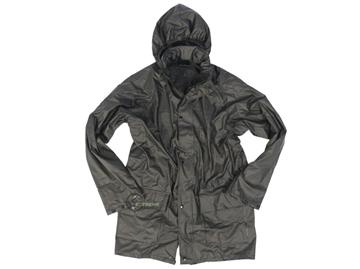 Εικόνα της Αδιάβροχο Μαύρο Mil-Tec Wet Weather Jacket