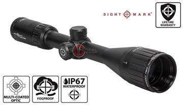 Εικόνα της Διόπτρα Σκοποβολής Sightmark Core HX 4-16x44AO VHR Hunter Reticle