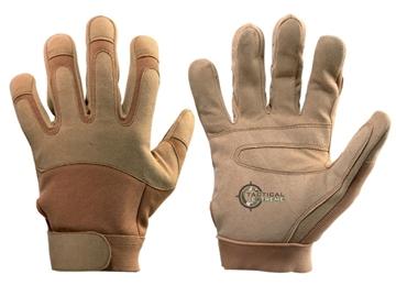 Εικόνα της Γάντια Mil-Tec Tactical Army Gloves Μπεζ