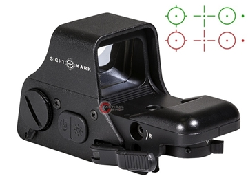 Εικόνα της Sightmark Ultra Shot Plus Digital Switch Reflex Sight