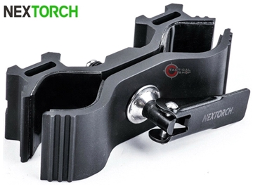 Εικόνα της Βάση Φακού Nextorch Tactical Dual Barrel Scope Mount