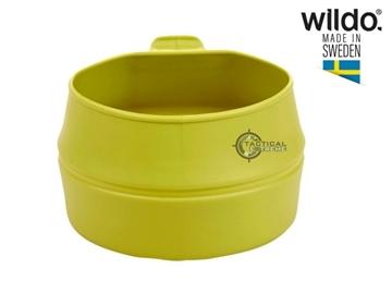 Εικόνα της Πτυσσόμενο Ποτήρι Φλιτζάνι 200 ml Wildo Fold-A-Cup Lime