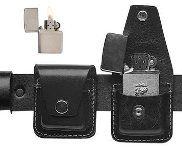 Εικόνα της Δερμάτινη Θήκη Αναπτήρα Mil-Tec Leather Pouch