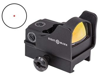 Εικόνα της Sightmark Mini Shot Pro Spec With Riser Mount Red