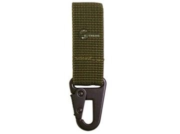 Εικόνα της Mil-Tec Carabiner Tactical Keyholder Λαδί
