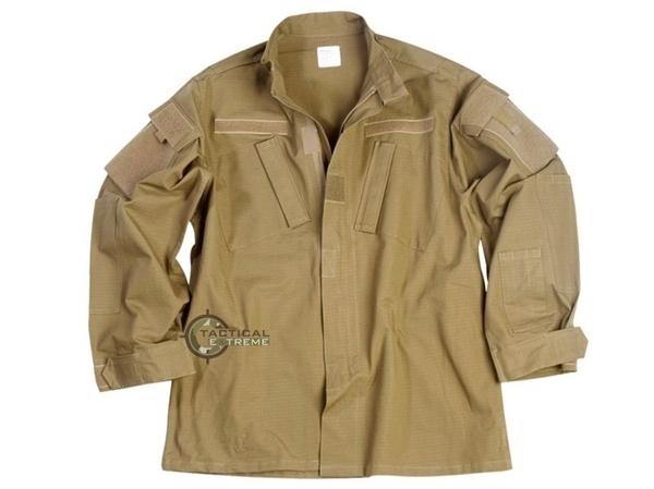 Picture of Πουκάμισο Χιτώνιο Ripstop Shirt US Mil-Tec ACU Mil-Tec Μπεζ