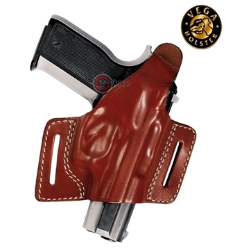 Εικόνα της Θήκη Δερμάτινη Vega για πιστόλια Beretta/CZ/Taurus F100