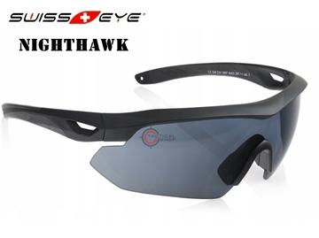 Εικόνα της Γυαλιά σκοποβολής - κυνηγιού Swiss Eye Nighthawk Μαύρα