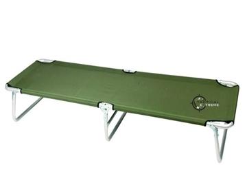 Εικόνα της Αναδιπλούμενο Κρεβάτι Ράντζο Λαδί Field Cot Aluminium Poles