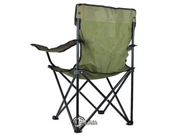 Εικόνα της Αναδιπλούμενη Καρέκλα Relax Λαδί