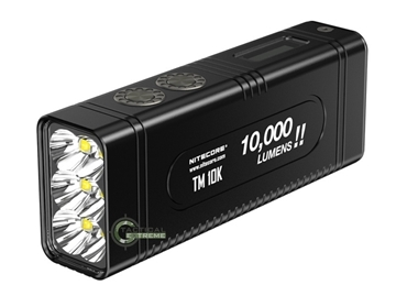 Εικόνα της Φακός Led Nitecore Tiny Monster TM10K03 10.000Lumens