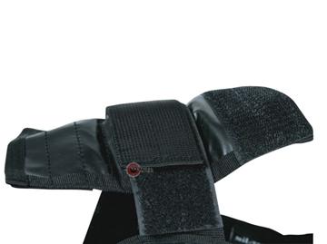 Εικόνα της Mil-Tec Γιλέκο Μάχης Vest Mil-Tec Plate Carrier Μαύρο