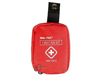 Εικόνα της Φαρμακείο Mil-Tec First Aid Pack Mini Red