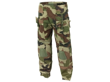 Εικόνα της Mil-Tec Combat Pants Warrior W Knee Pads CCE