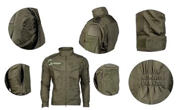 Εικόνα της Chimera Combat Jacket Ripstop Olive