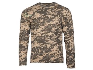 Εικόνα της Μπλούζα Μακρυμάνικη Mil-Tec US Longsleeve T-shirt AT-Digital