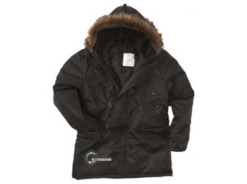 Εικόνα της Μπουφάν Parka Jacket N3B Μαύρο