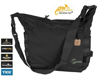 Εικόνα της Helikon Bushcraft Satchel Bag Black
