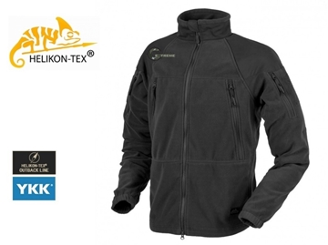 Εικόνα της Helikon Stratus Jacket Heavy Fleece Black