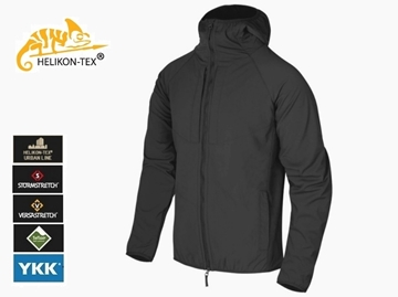 Εικόνα της Helikon Urban Hybrid Softshell Jacket Blacκ