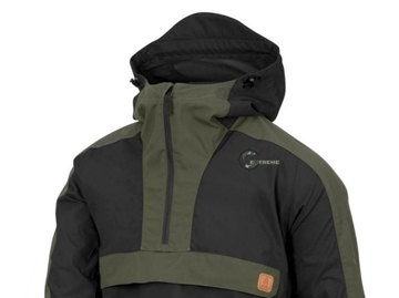 Εικόνα της Helikon Woodsman Anorak Jacket Black / Taiga Green
