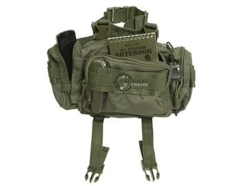 Εικόνα της Πολυχρηστικό Τσαντάκι Mil-Tec Fanny Pack Modular System Small Χακί
